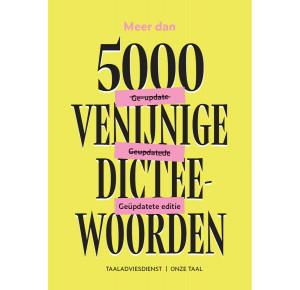 Meer dan 5000 venijnige dicteewoorden (ledenprijs)
