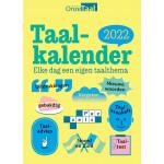 Taalkalender 2022 (ledenprijs)